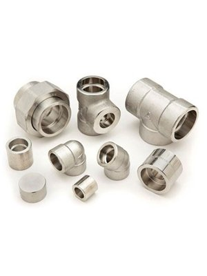 stainless steel Forged Fittings,Ss Forged Fitting Manufacturers, Dealers in Ahmedabad, Gujarat